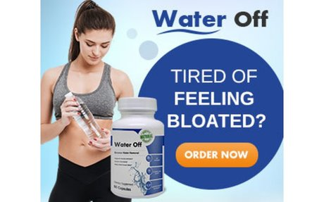 Water Off Official Store | Reduce Water And Increase Vascularity