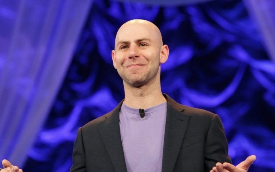 Wharton Professor Adam Grant Doesn't Worry About Time Management. Here's What He Does I...