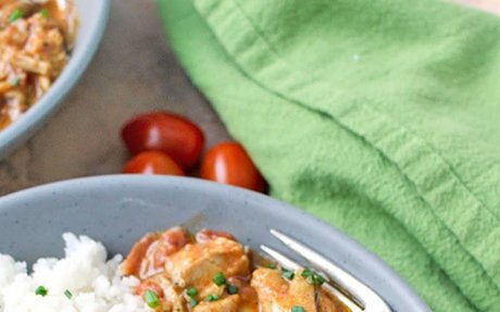Paleo Whole30 Instant Pot Chicken Curry Recipe | Yummly