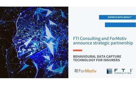FTI Consulting and ForMotiv Announce Strategic Partnership to Deliver Digital Behaviour...