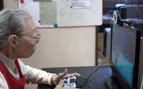 'Gamer Granny' hits a new high score: 90-year-old sets Guinness World Record as oldest ...