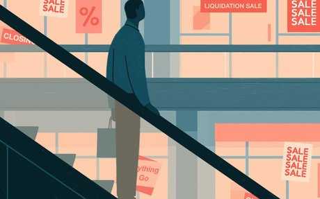 RETAIL // Never Mind The Internet. Here's What's Killing Malls.