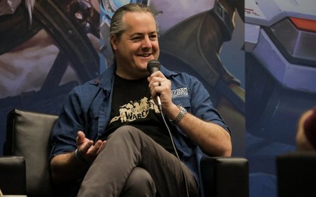 J. Allen Brack on His First 'Really Hard Year' as President of Blizzard Entertainment