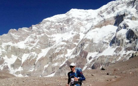 Avalanche thwarts Aconcagua record attempt