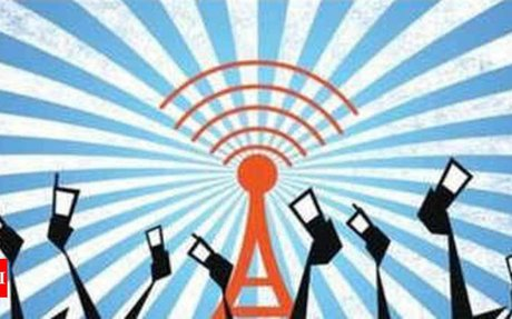 Telecom sector likely to bleed talent amid financial stress - Times of India