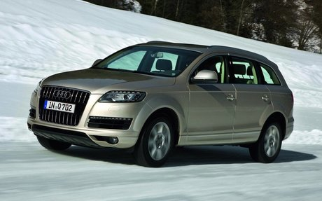 2011 Audi Q7 Review, Ratings, Specs, Prices, and Photos