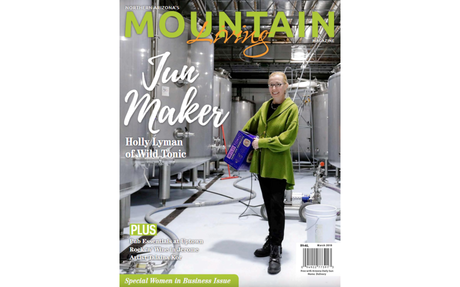 Northern Arizona's Mountain Living Magazine March 2019