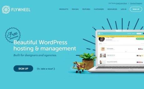Flywheel is managed WordPress hosting built for designers and creative agencies - Be yo...