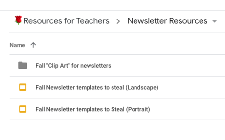 Need to create a Newsletter? Help yourself!