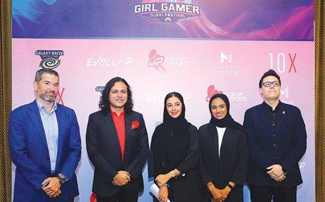 Dubai to host world's biggest e-sports 'Girl Gamer' festival