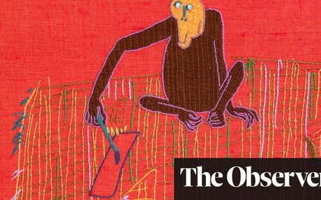 A stitch during time: artists and prisoners sew together – in pictures
