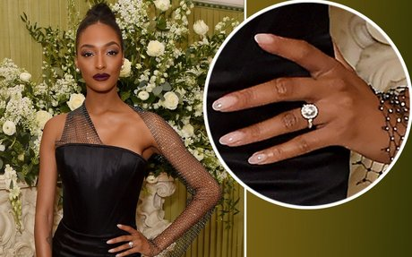 Shane Co shares details on Jourdan Dunn's engagement ring from rapper fiancé Dion Hamilton
