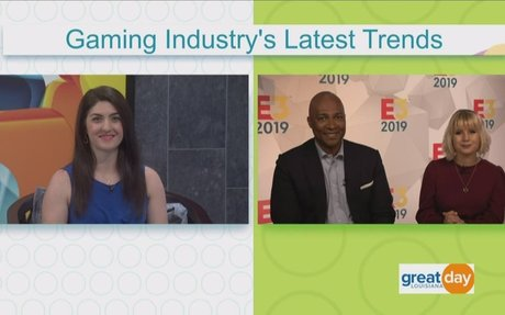 Latest trends in the gaming industry