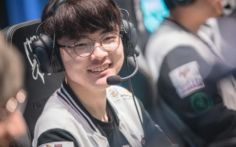 "Faker: ""Living as a pro gamer is like a rollercoaster"" 