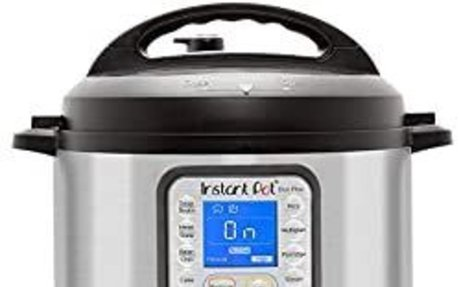 9-in-1 electric pressure cooker/air fryer