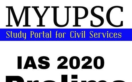 Prelims Test Series 2020 % - Study Portal
