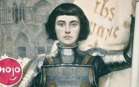 Top 10 Badass Rebel Women in History