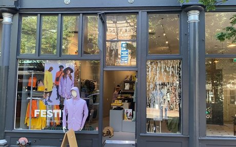 Danish Brand 'Rains' Enters Canadian Market with 1st Retail Storefront [Photos]