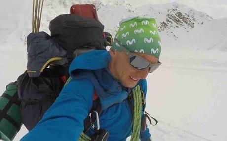 Montañista ecuatoriano Karl Egloff batió récord mundial de ascenso y descenso en EEUU