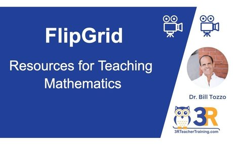 FlipGrid   Resources for Teaching Mathematics
