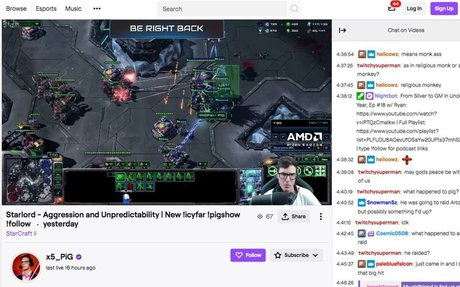 Gamers Reap Millions From Twitch-Fueled River of Record Cash