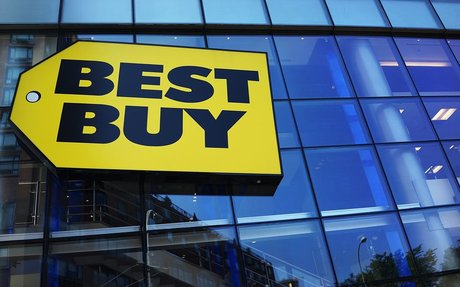 BRAND HIGHLIGHT // Best Buy Online Comps Grow 242% In Q2