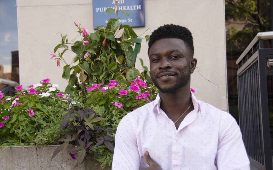 YSPH Student And Social Entrepreneur Receives Muhammad Ali Humanitarian Award