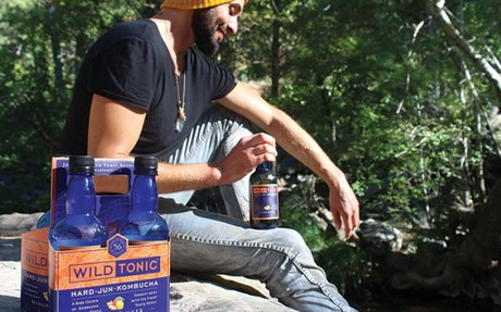 Kombucha Gets Its Kick On - Beverage Media Group