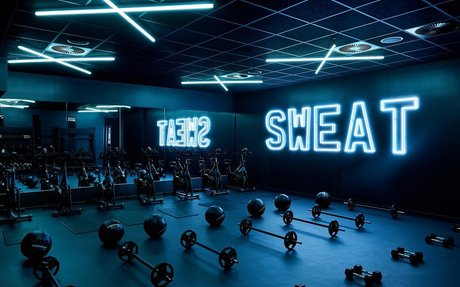 BRAND HIGHLIGHT // Gymshark's space offers a refreshing take on wellbeing