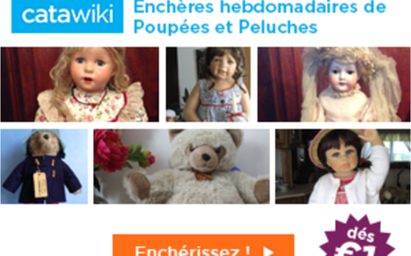Online Auctions for special objects - Catawiki
