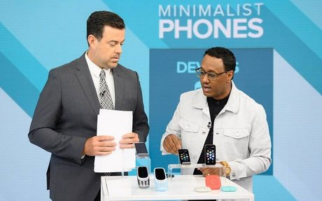 Relay on the Today Show: A look at the minimalist phone trend