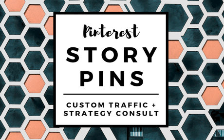 Get FAST Pinterest Traffic with Story Pins