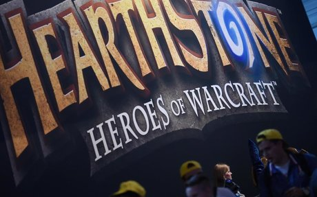 "Blizzard says China had ""no influence"" on move to ban Hearthstone video gamer"