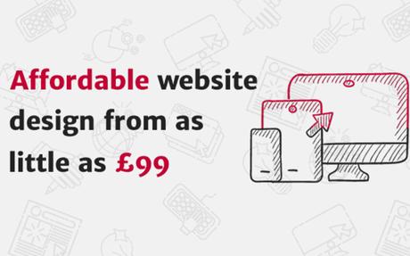 Brochure Website Design from £99