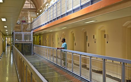Turning around our prison system
