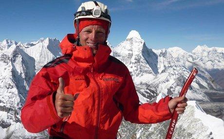 Nuevo récord mundial para Karl Egloff en prueba de velocidad en alta montaña - ÓRBITA D...