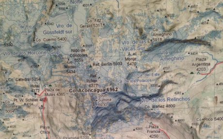 Karl Egloff y Nicolás Miranda abandonan el intento de récord en la sur del Aconcagua - ...
