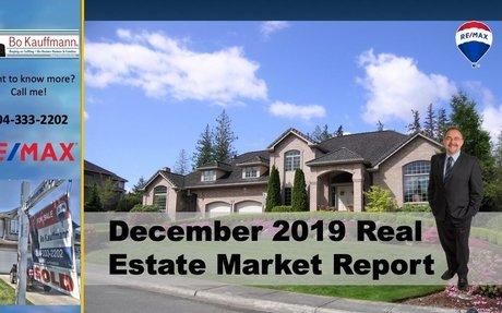 Winnipeg Housing Market Report - Dec. 2019 - Wpg Real Estate Market