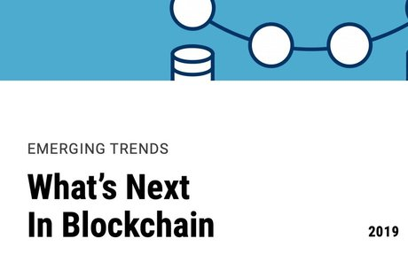 2019-06 CBInsights Report: What's Next In Blockchain