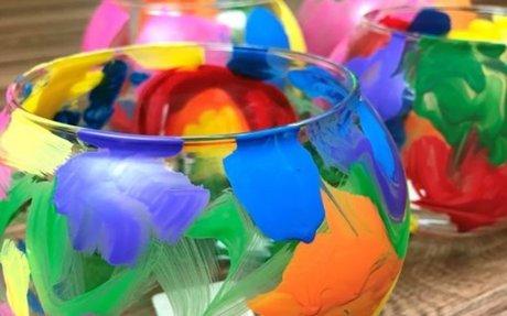 Glass Jar Keepsake Parent Gift