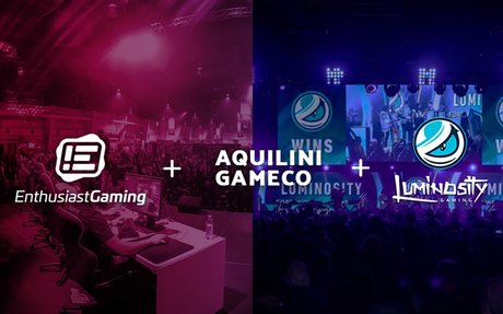 Enthusiast Gaming completes merger with Luminosity Gaming