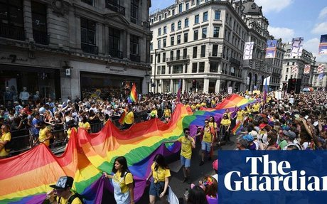 Homophobic and transphobic hate crimes surge in England and Wales