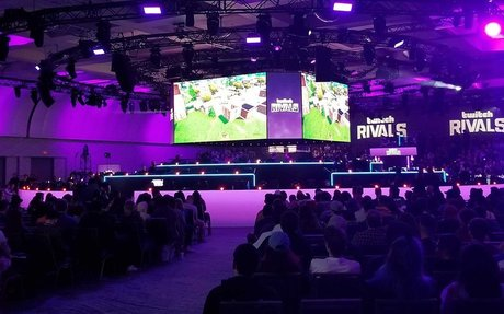 At TwitchCon, Video Games Are More Than a Hobby