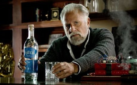 Jonathan Goldsmith's First Big Campaign for Astral Tequila Is … Most Interesting