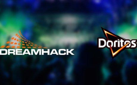 DreamHack announces partnership with Doritos
