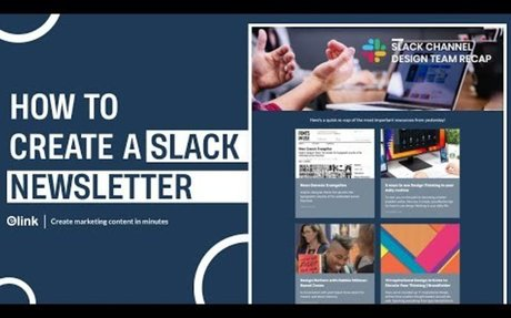 How to Create a Slack Newsletter in Minutes