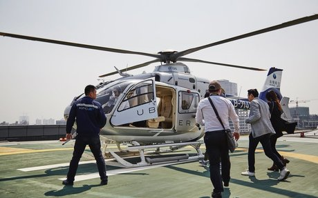 BRAND HIGHLIGHTS // Uber Copter to Offer Flights From Lower Manhattan to J.F.K.