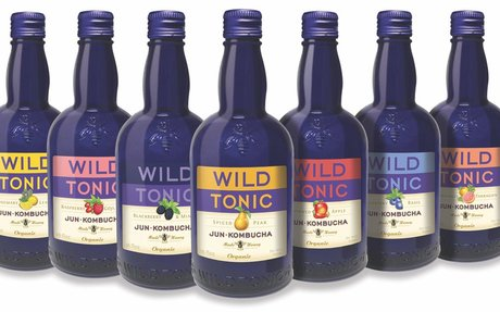 Wild Tonic Jun Kombucha Now Available in Whole Foods' Rocky Mountain Region - BevNET.com
