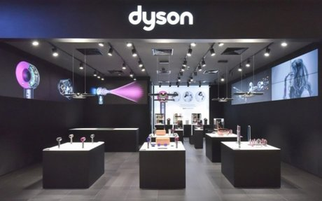 Dyson to Open 2nd Standalone Canadian Storefront in Vancouver
