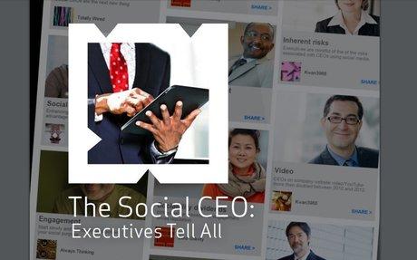 The Social CEO: Executives Tell All #SocialCEO